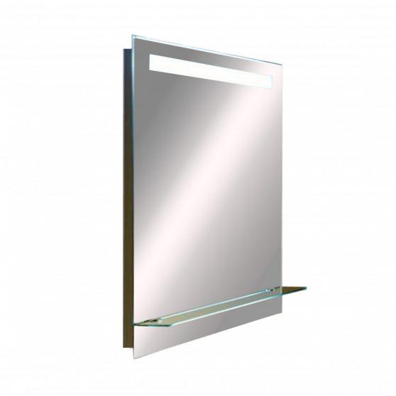 Hátulról világított tükör polccal ATH12