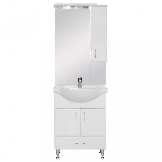 Bianca Plus 65 komplett fürdőszobabútor
