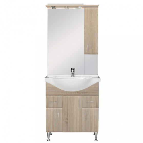 Bianca Plus 75 komplett fürdőszobabútor