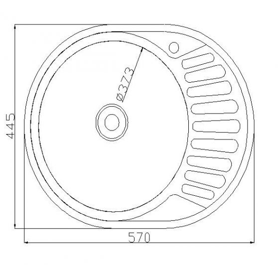 OCTOPUS7D 1 medencés + csepegtetős acél mosogató tálca, acél