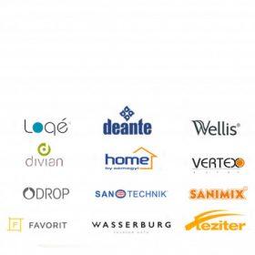 Forgalmazott márkák