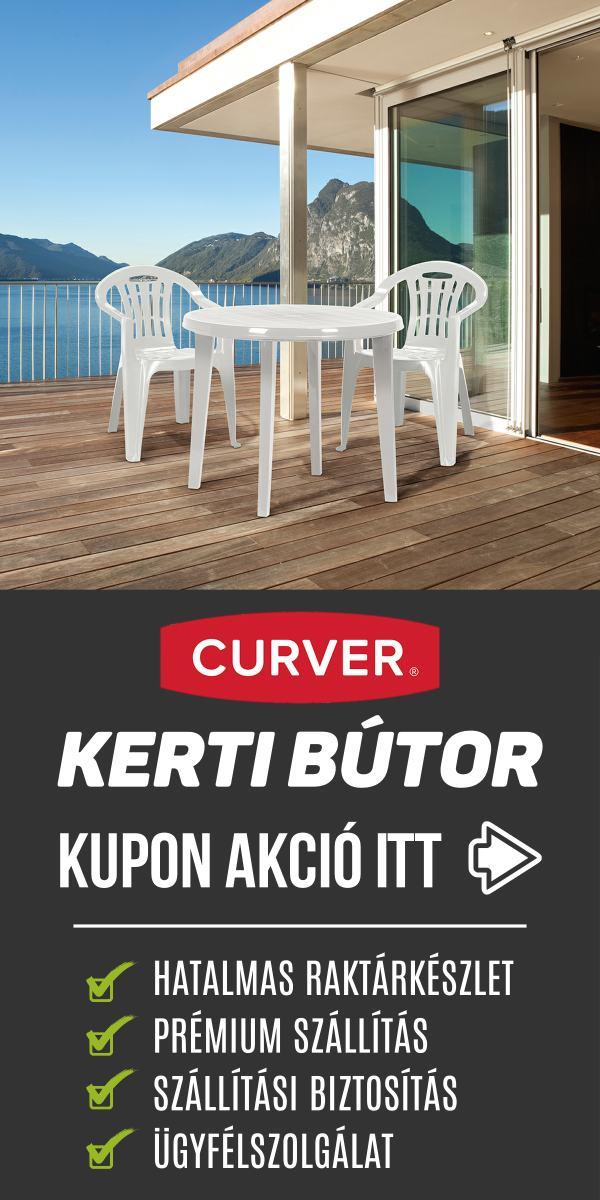 Curver kerti bútor akció