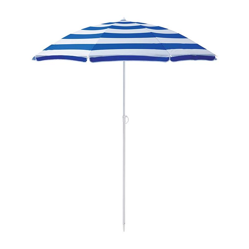 Image of 160 cm-es csíkos strand napernyő